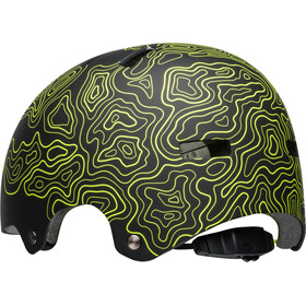 Bell Local Helmet black/retinasear midtown